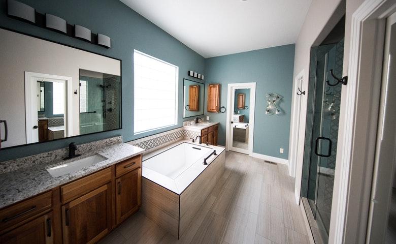 Tub or Shower? The Small Bathroom Debate!
